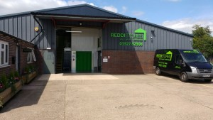 Reddistores - Heated Self Storage in Redditch
